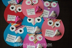 Here's a Valentine's Day idea for the classroom! Check out more ideas on our pinboard.