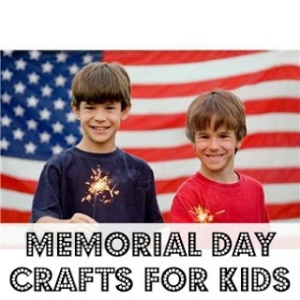Find fun craft ideas for Memorial Day on our pinboard. You could use some of them for picnic decor!