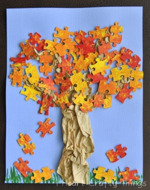 Autumn Craft Idea